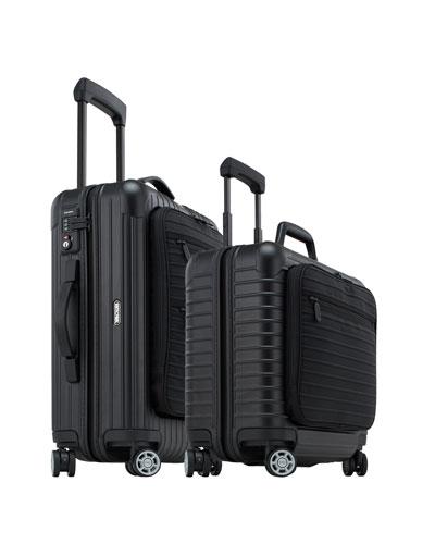 Bolero Matte Black Luggage