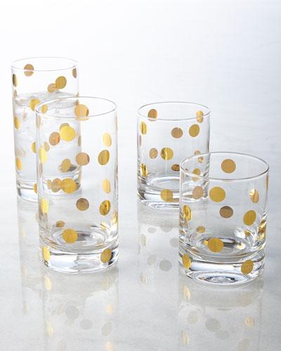 kate spade Dot Glassware