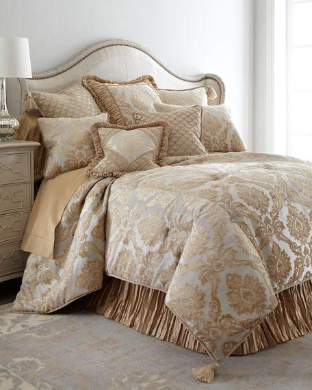 Austin Horn Collection Allure Queen Comforter Set