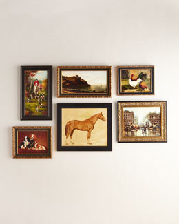 """British Idyls"" Wall Gallery"