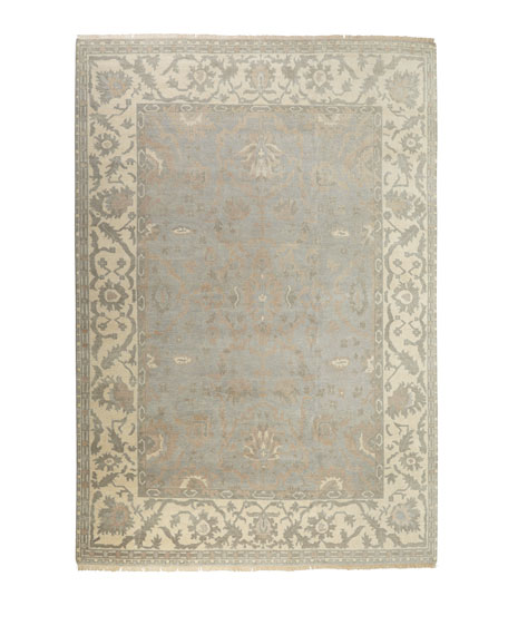 Perry Oushak Rug, 10' x 14'