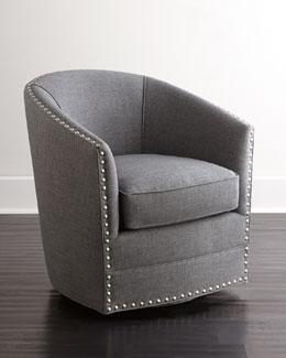 Bryn St. Clair Swivel Chair