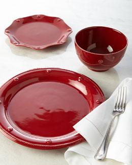 Juliska Berry & Thread Ruby Dinnerware