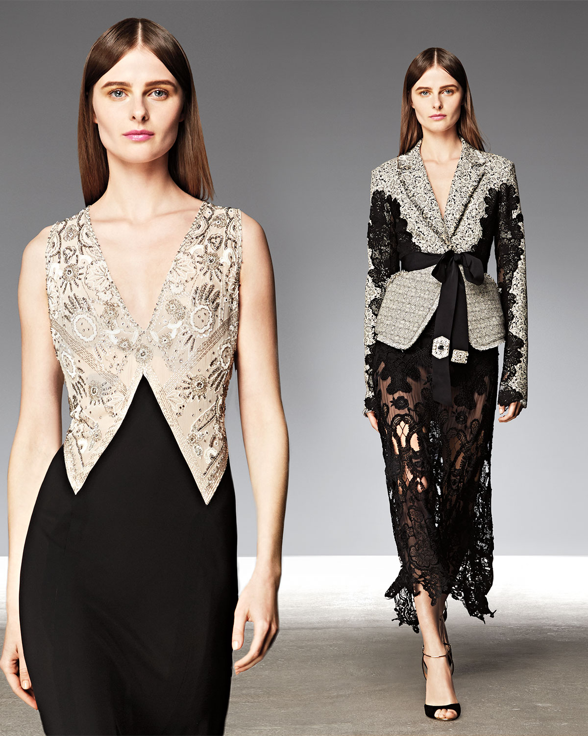 Donna Karan Resort Lookbook