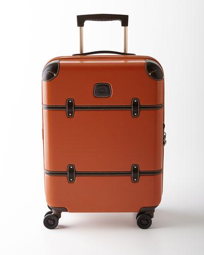 Bric's Bellagio Sunset Orange Spinner Luggage