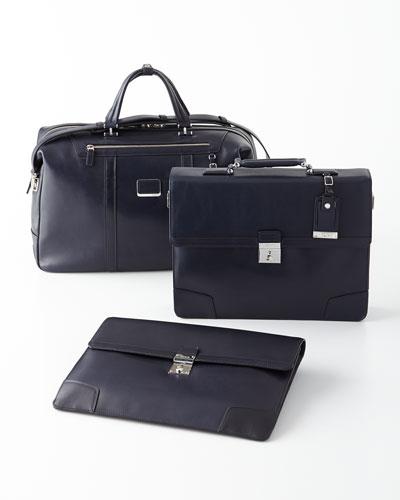 Tumi Navy Astor Travel Bags