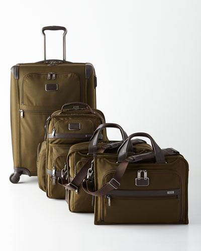 Tumi Olive Alpha 2 Luggage