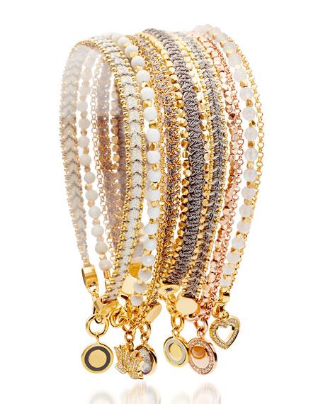 Astley Clarke Heart Friendship Bracelet