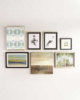 """""""Sketches"""" Wall Gallery"""