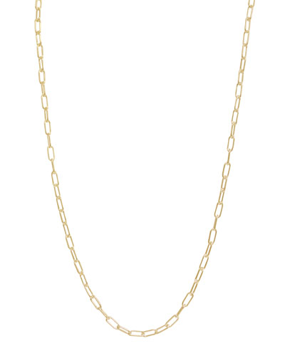 Heather Moore Assorted Yellow Gold Chain Necklaces