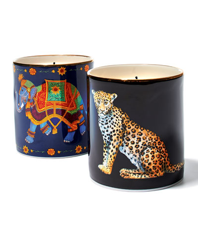 Halcyon Days Enamels Scented Candles