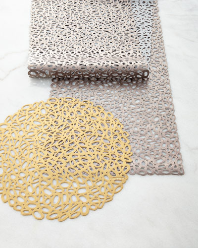 Pebble Placemat & Table Runner