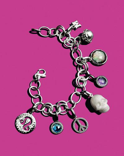Ippolita Charm Bracelet & Charms