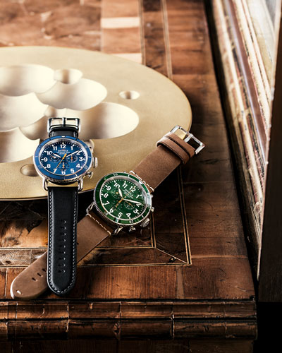 Shinola Chronograph Watches