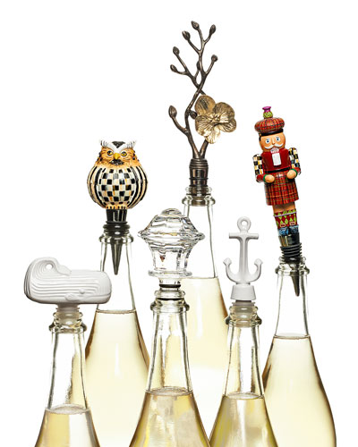 MacKenzie-Childs Bottle Stoppers