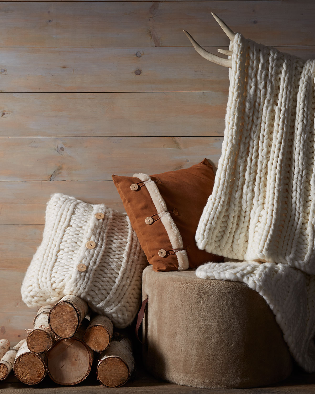 Pillows & Throws featuring Ugg Home