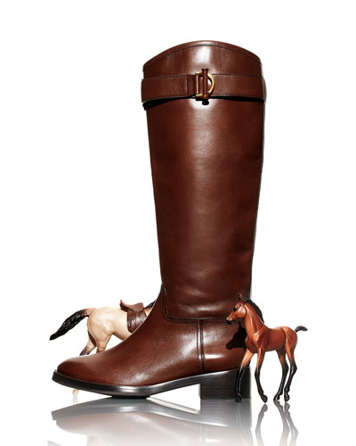 Tory Burch Grace Riding Boot