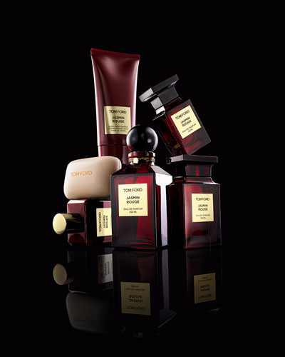 Tom Ford Fragrance Jasmin Rouge Soap, Shower Gel, Moisturizer, & Eau de Parfum