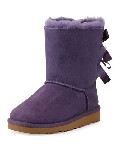 Bailey Boot with Bow, Petunia