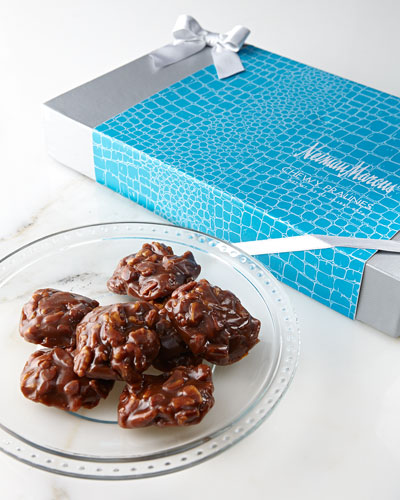 NM Exclusive Fruitcake, Petits Fours, Chewy Pralines, & Almond Toffee