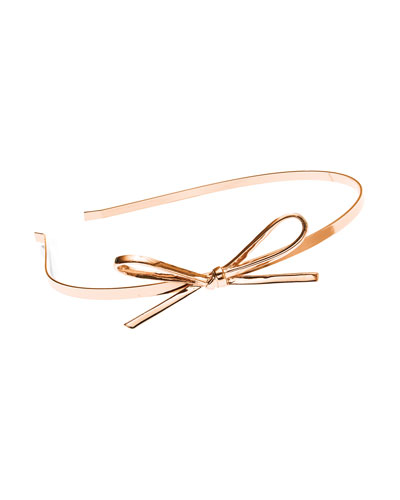 skinny mini metal headbands