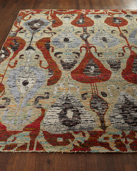 Loloi Rugs Poppy Silk Rug, 9'6
