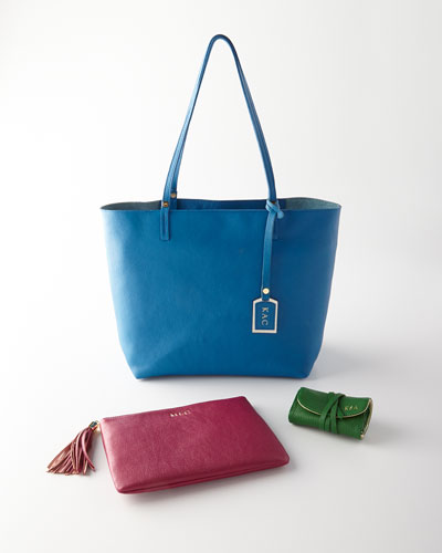 Personalized Jewelry Roll, All-in-One Bag, & Tori Tote