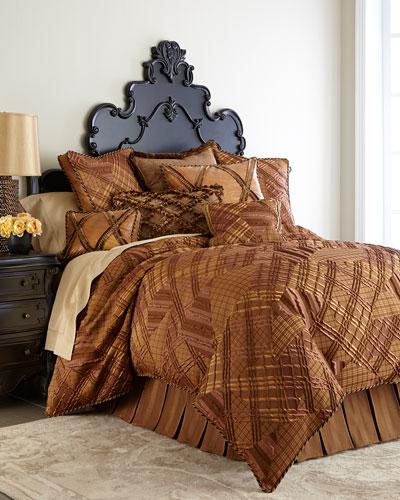 Sweet Dreams Tartan Bedding