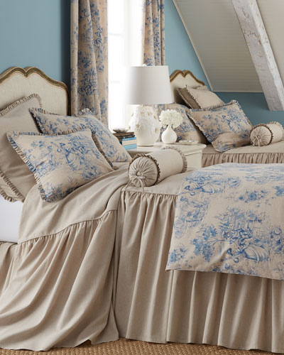 Elizabethan Toile & Essex Bedding