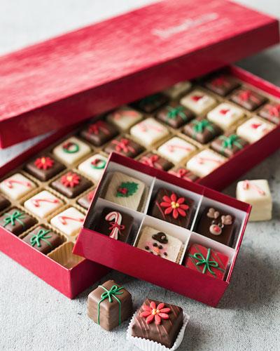 NM Christmas Petits Fours