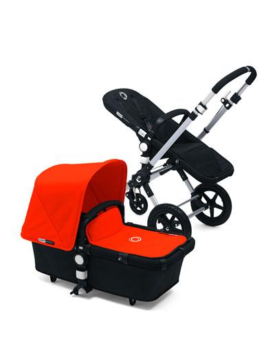 Cameleon3 Stroller Base, Tailored Fabric Set & Breezy Sun Canopy