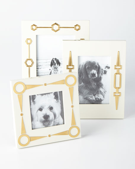 Jonathan Adler Turner Photo Frames & Matching Items | Neiman Marcus