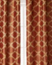 """96""""L Versailles Curtain"""