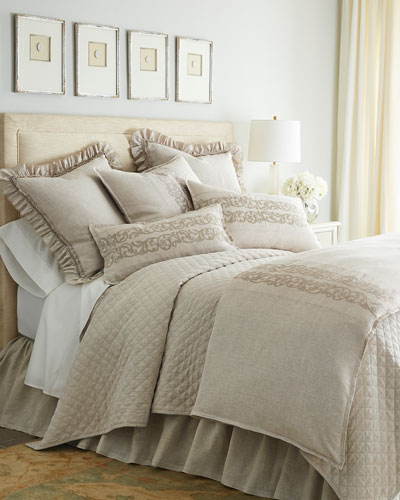Dransfield And Ross Pillows Amp Bedding At Neiman Marcus