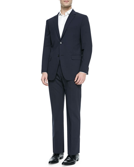 TheoryKody 2 New Tailor Suit Pants, Navy
