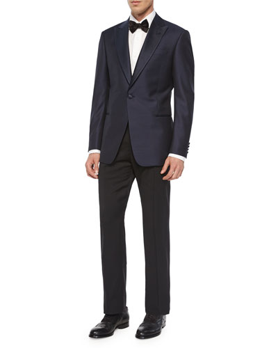 G-Line Textured Dinner Jacket & Tuxedo Trousers