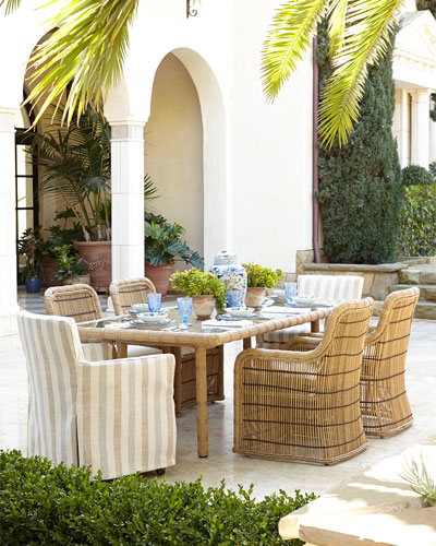 Rafter Outdoor Dining Furniture & Katherine Chair