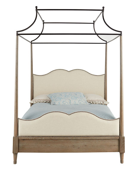 Adelaide King Canopy Bed