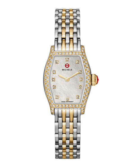 MICHELE Urban Coquette Diamond Watch Head