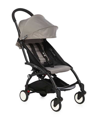 Babyzen Yoyo Travel Stroller Base & Canopy with