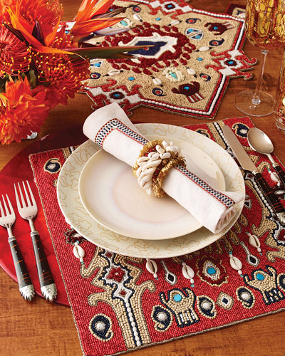 Nomad Table Linens