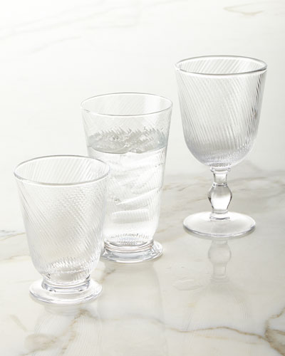 Arabella Clear Glassware