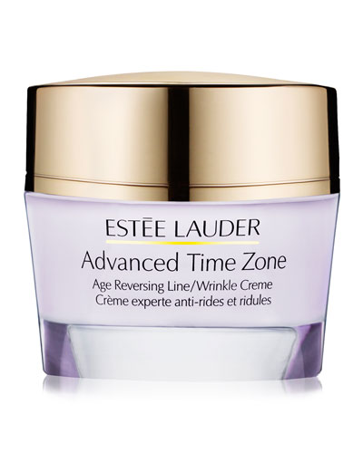 Advanced Time Zone Age Reversing Line/Wrinkle Crème SPF 15, Normal/Combination & Dry Skin