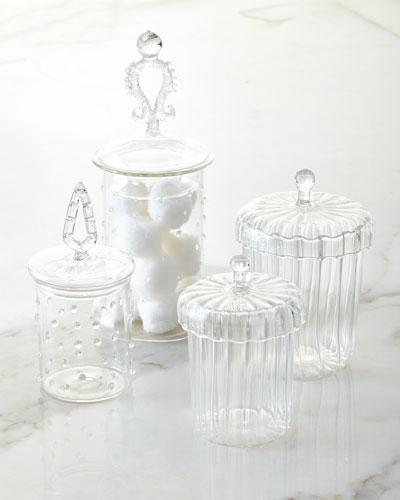 La Boheme Apothecary Jars