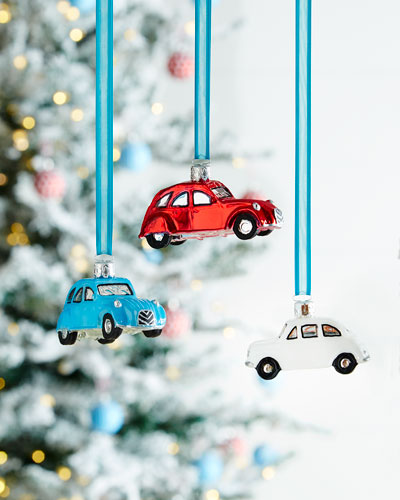 International Car Christmas Ornaments
