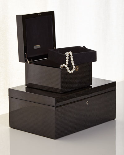 Roger Carbon Fiber Jewelry Boxes
