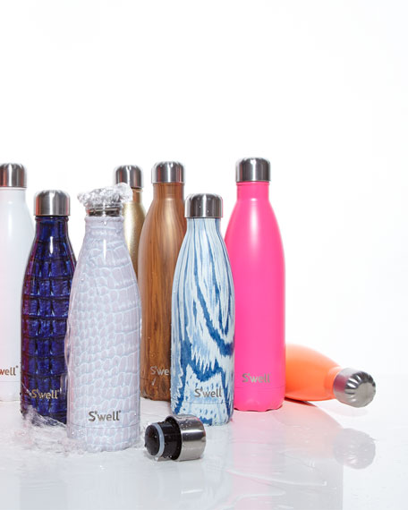 Teakwood 17-oz. Reusable Bottle
