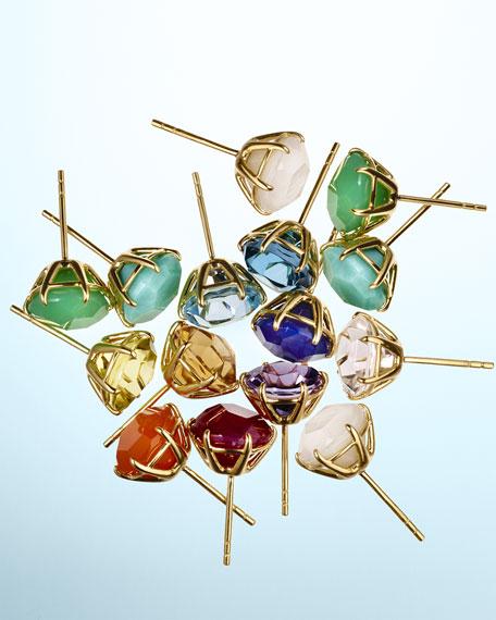 Ippolita18k Rock Candy Round Stud Earrings