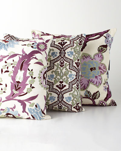 Hidden Garden Pillows