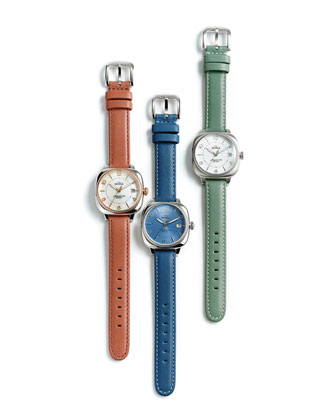Watches featuring Shinola